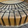 Tischtrommel 90cm, Detail