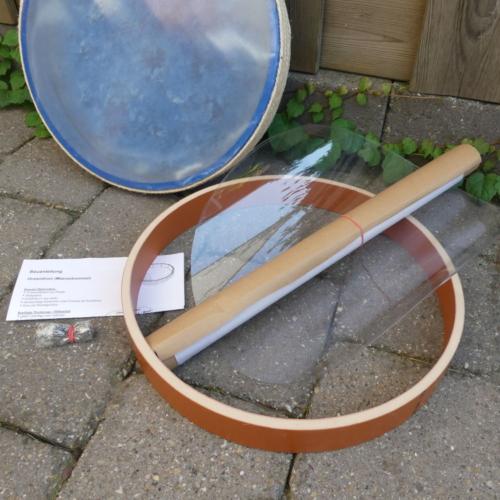 Oceanfrum-Bausatz, 40cm Durchmesser