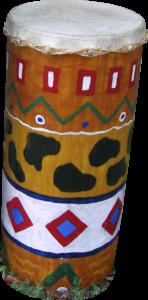 Kanalrohrtrommel, 38 cm, StuderKlang