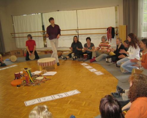 Seminar-Fortbildung-Musik Instrumente