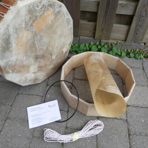 Rahmentrommel-Bausatz, 50 cm Durchmesser