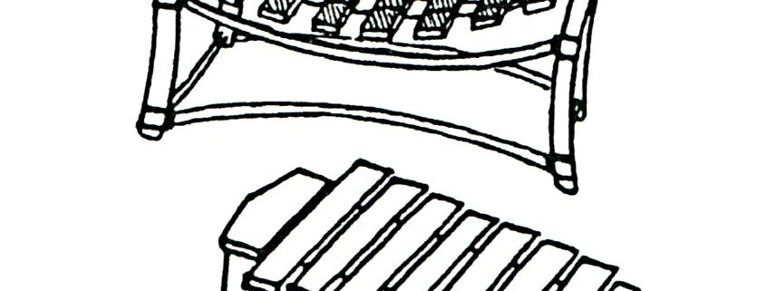 Zeichnung StuderKlang Lithophone