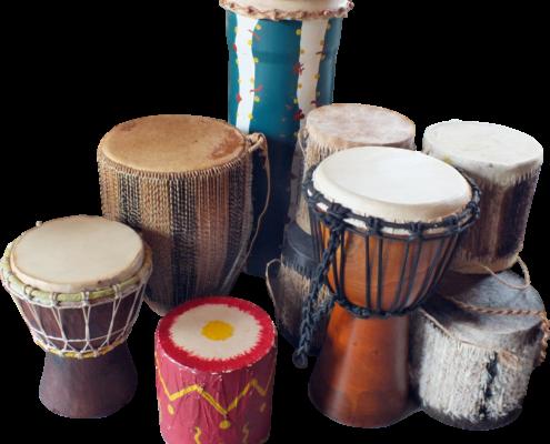 Trommeln von Christoph Studer