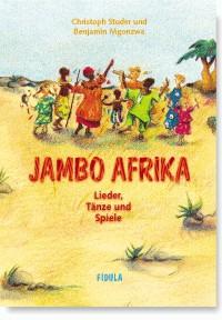Christoph Studer: Jambo Afrika (Buch)